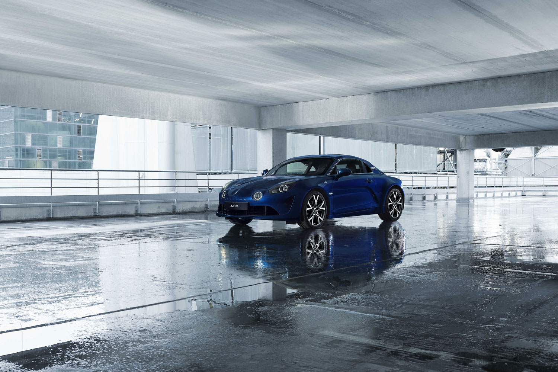 限定車「A110 ブルー アビス」のご購入申込みについて