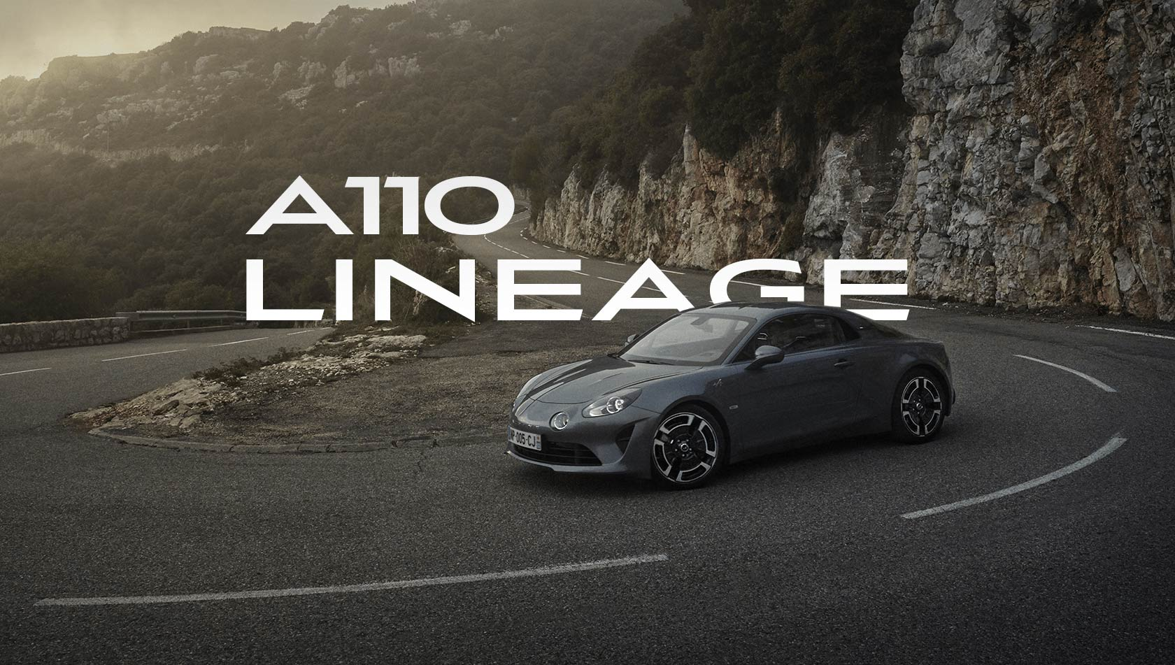 The A110 Lineage